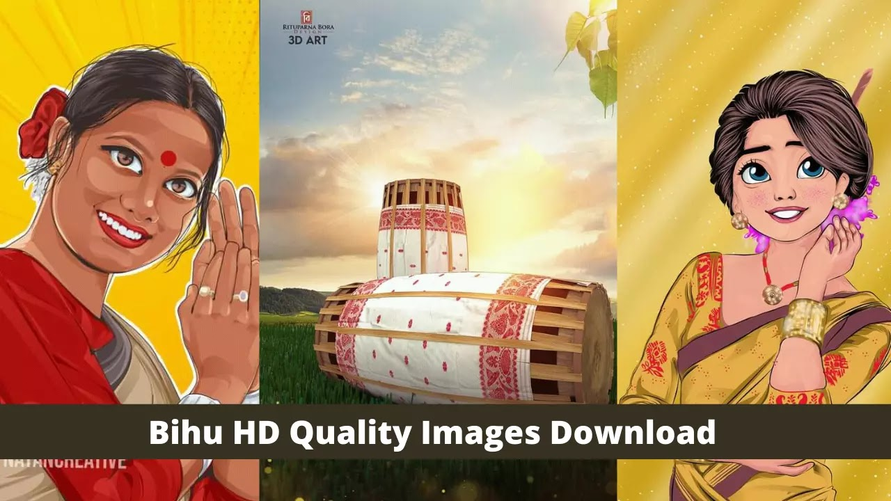 [Stock Photos] Bihu HD Quality Images Download Free