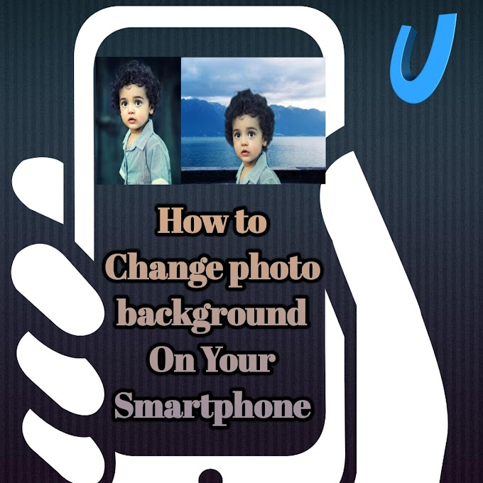 Learn how to remove background from image in your smartphone | अपने फोटो का background बदलें और हटाए।