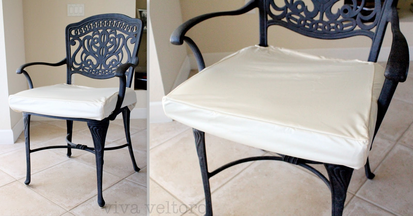 chair cover elegance pottery barn slipcover and a half vive vita everyday covers review viva veltoro