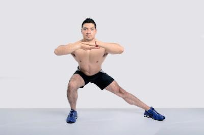 Teknik Latihan Lutut (Knee Exercises Level 1)