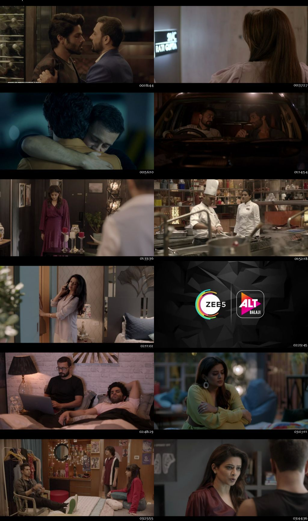 His Story 2021 All Episodes HDRip 720p Season 1