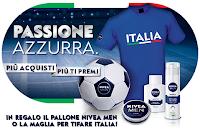 Logo Richiedi in omaggio sicuro il pallone o maglia Nazionale e vinci Milanello