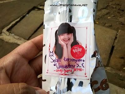 Sticker JKT 48