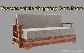 The Best Factors To Keep In Mind While Shopping Wooden Furniture online