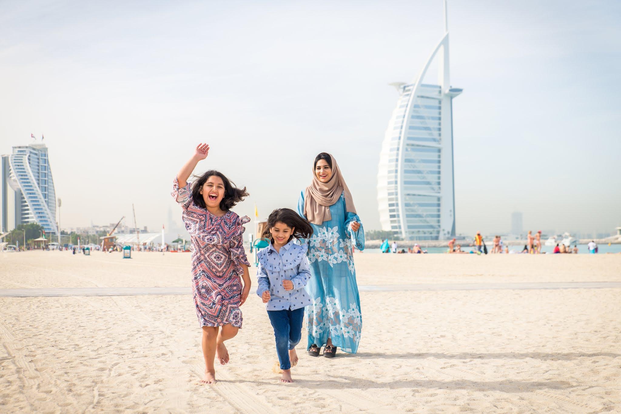 دبي الوجهة السياحية الأفضل في عطلة العيد
