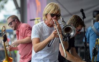 El trombonista Craig Klein traerá el jazz a las calles de Vitoria-Gasteiz - España / stereojazz