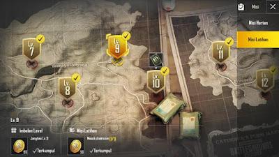 Cara Menyelesaikan Quest Lv 9 - PUBG Mobile