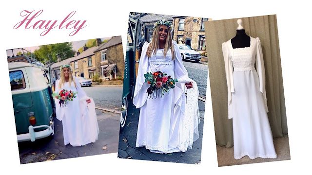 Vintage wedding dress by Vintage Lane Bridal