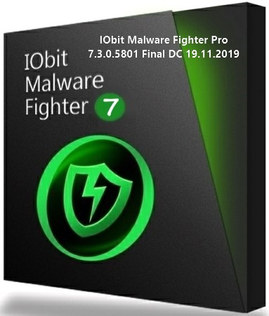 IObit Malware Fighter Pro 7.3.0.5801 Final DC 19.11.2019 Free Download