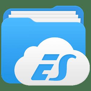 Es File Explorer Pro Apk Logo