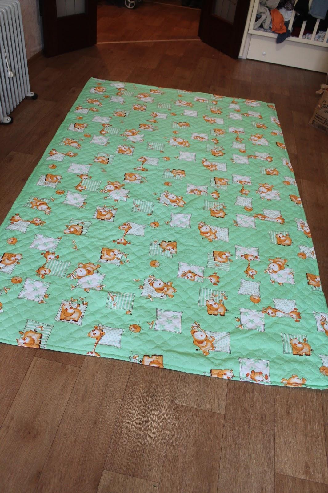 Сшить детское одеяло из синтепона своими руками фото 276