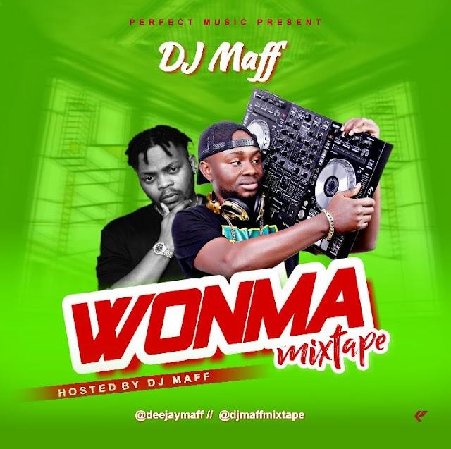 [MIXTAPE] DJ Maff- WONMA Mixtape 2020