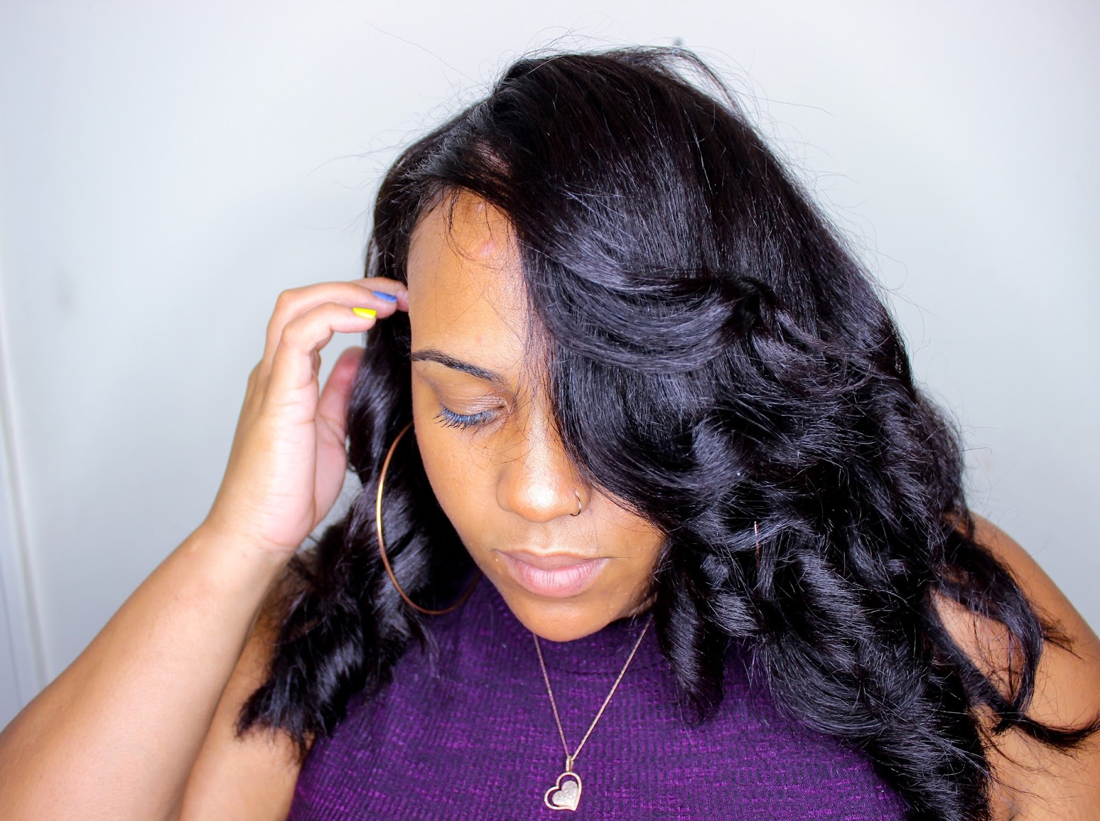 How To Slay Your Silk Press On Natural Hair Without Heat Damage