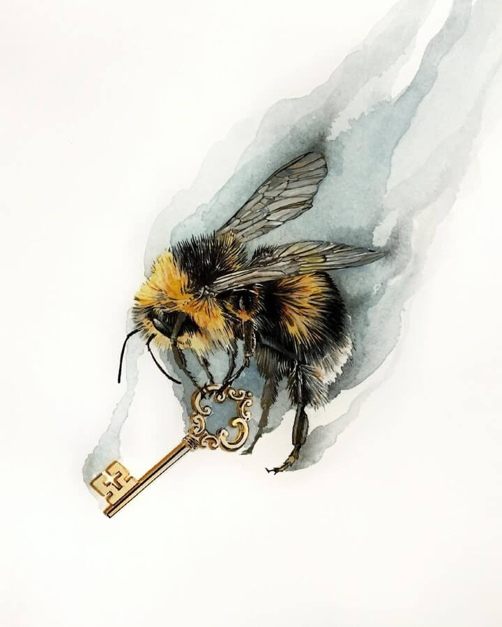 08-The-bumblebee-s-key-Anna-www-designstack-co