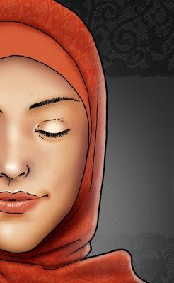 Muslimah Para Wanita Hidup dengan Suaminya di Surga