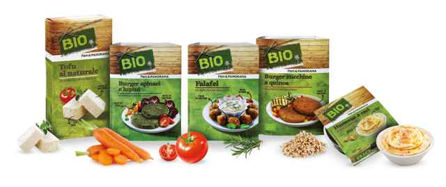 Bio Pam Panorama vegan
