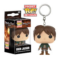Popcket Pop! Keychain Eren Jaeger