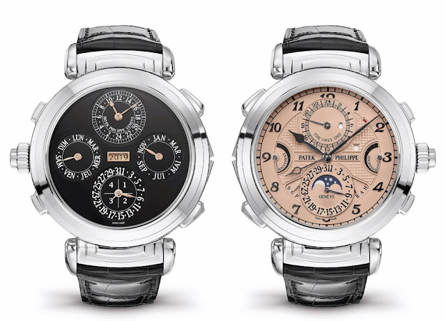 The World's Most Expensive Watch: $31 Million Patek Philippe Sets World Record At Only Watch Auction