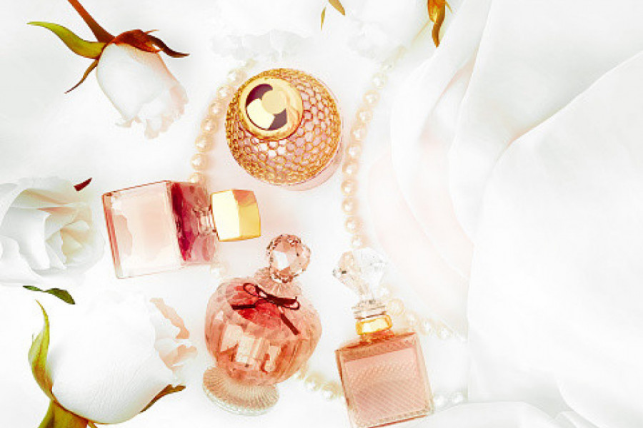 Which perfumes do the stars choose