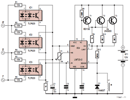 Regulator for Three-Phase Generator