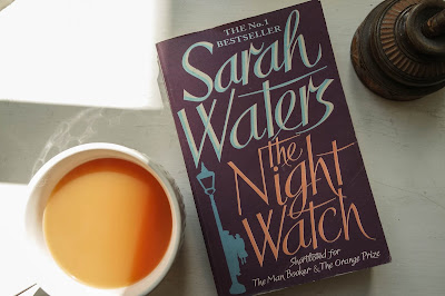 typewriter teeth june book haul sarah waters and tea