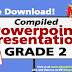 Grade 2 - POWERPOINT PRESENTATION LESSON (Updated)