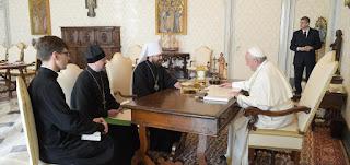 الكنيسة الأرثوذكسية الروسية تشاطر البابا قلقه حول الشرق الأوسط