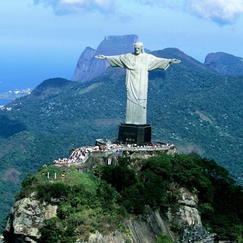 Cristo Redentor   Brasil 🥇