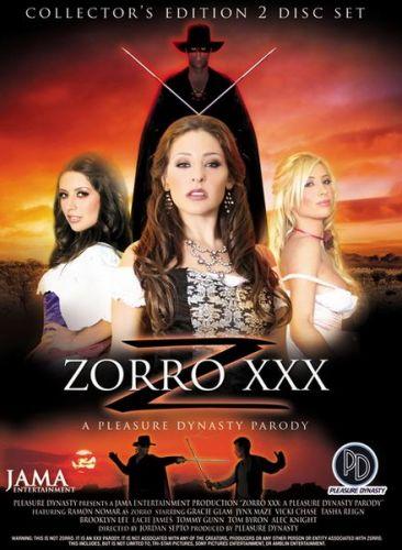 Zorro XXX: A Pleasure Dynasty Parody (2012)