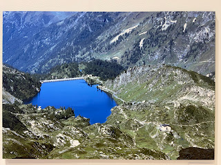 Third leg of Sentiero delle Orobie, stop at Rifugio Fratelli Calvi - Tito Terzi Exhibit
