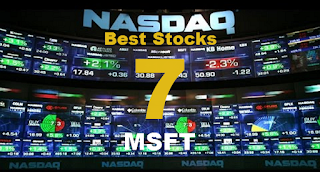 7 Best Stocks : NASDAQ:MSFT Microsoft stock price forecast