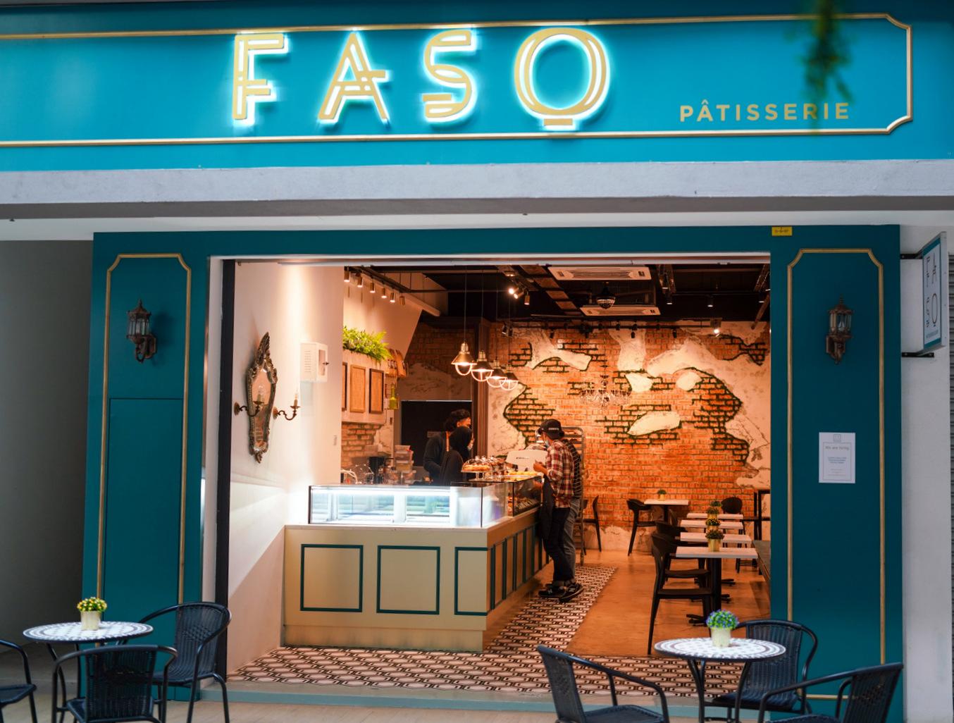 Eat Drink KL: FaSo Patisserie, Setia Alam