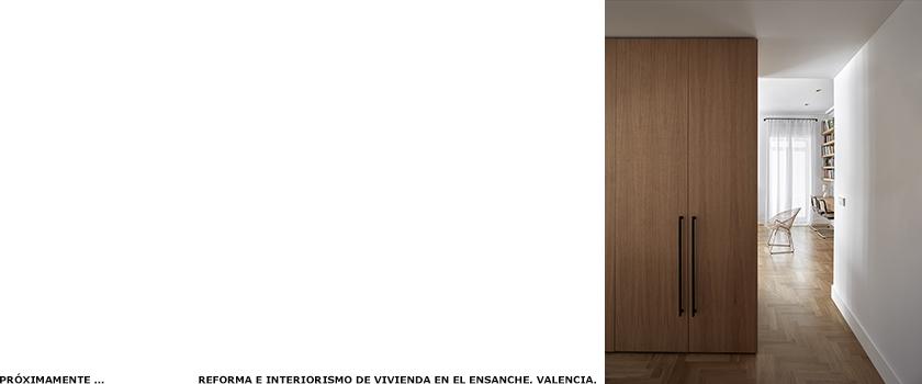 Dg arquitecto valencia for Curso interiorismo valencia