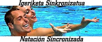 Igeriketa Sinkronizatua | Natación Sincronizada