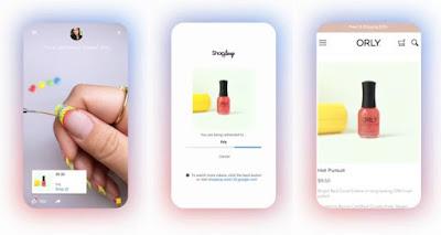 تعرف على تطبيق Shoploop من شركة جوجل شبيه بتطبيق تيك توك TikTok
