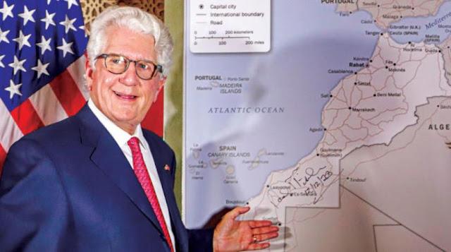 وزارة الخارجية الأمريكية تنشر رسميا الإعلان الثلاثي الذي وقعه المغرب مع الولايات المتحدة الأمريكية وإسرائيل