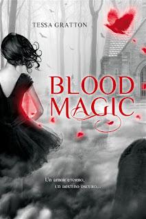 Blood magic   Blood magic #1   Tessa Gratton