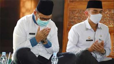 Traning Center MTQ Kafilah Kabupaten Solok Dibuka