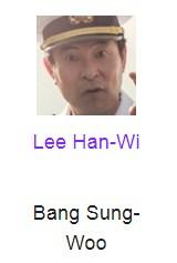 Lee Han-Wi pemeran Bang Sung-Woo