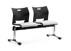 Duet 2 Person Beam Chair