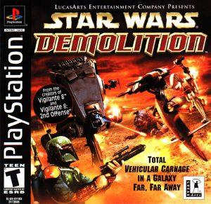 Star Wars – Demolition (2000) PS1 Download
