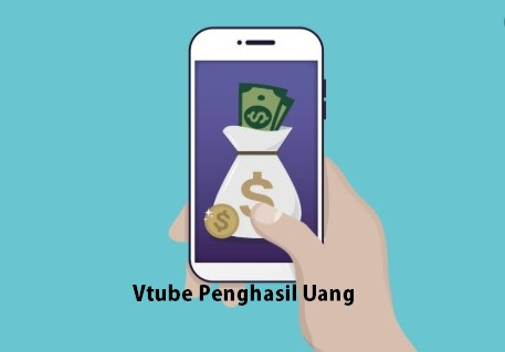 Download Vtube Apk Penghasil Uang Di Android Yang Terbukti Membayar Nigoko