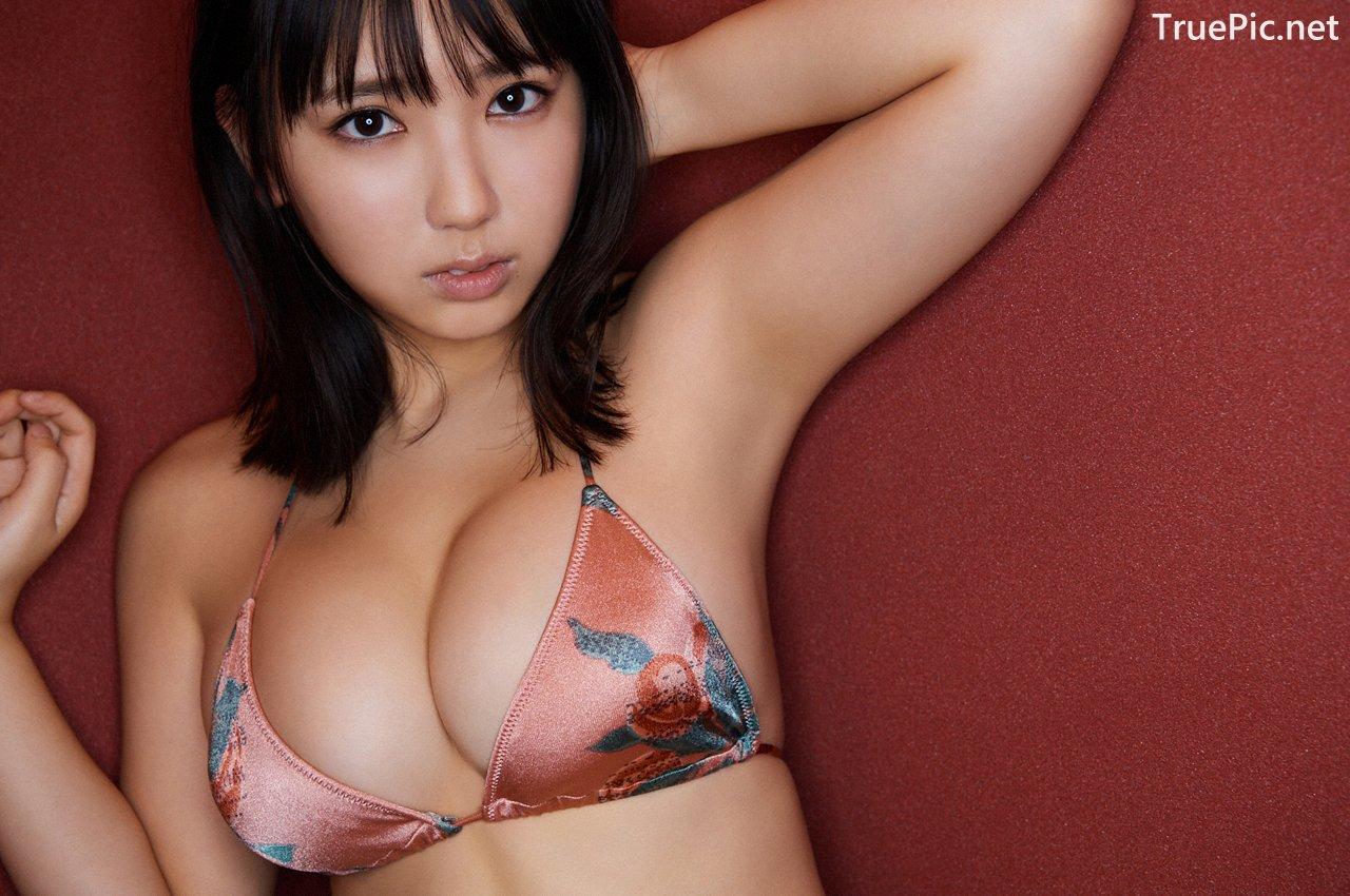 Image Japanese Pop Idol – Aika Sawaguchi - Winner Miss Magazine Gravure Competition - TruePic.net - Picture-1