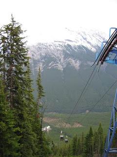 Banff Gondola.
