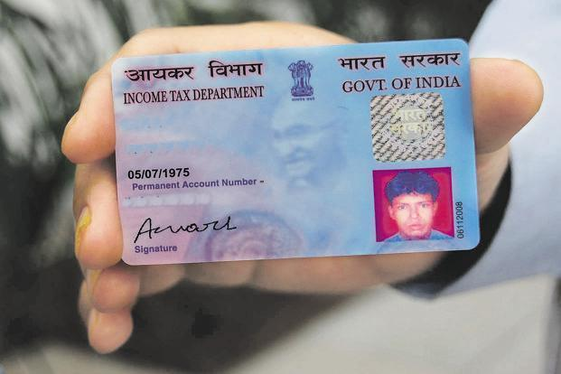 Apply PAN Card Online at Rs.155