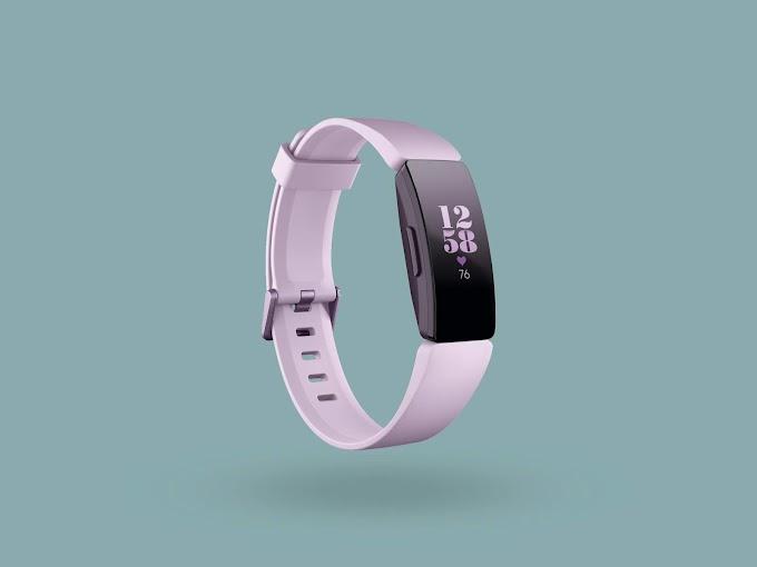 Fitbit Inspire HR สายรัดข้อมือเพื่อสุขภาพจาก Fitbit