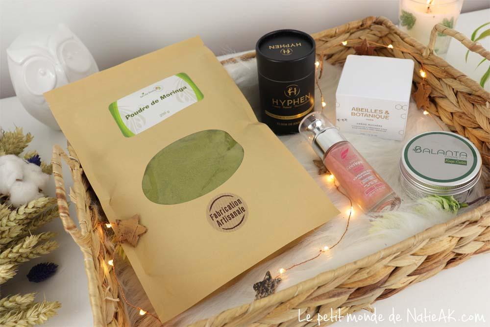 Hyphen, Abeilles & Botaniques, Balanta cosmetics, Natyvis, Salisha boutique