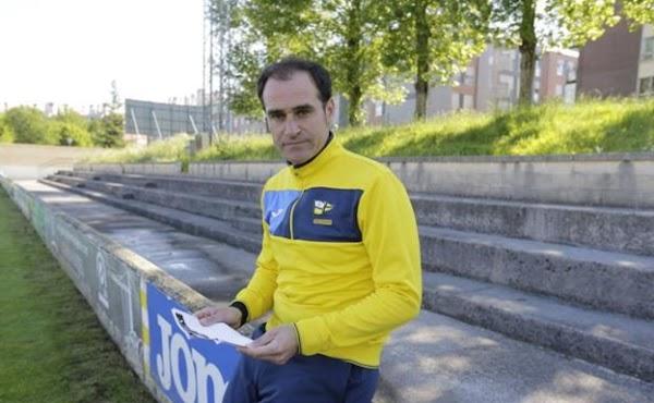 Oficial: Portugalete, rescinde el técnico Ezequiel Loza