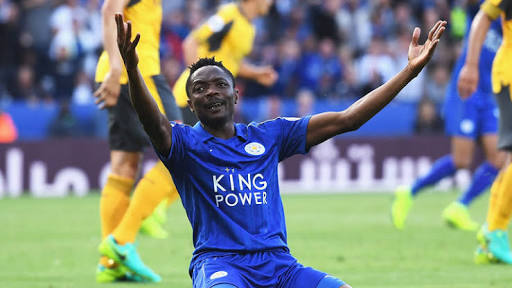Leicester City agrees Ahmed Musa loan deal to CSKA Moscow
