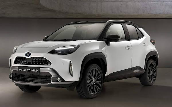 Toyota Yaris Cross Adventure 2022- fotos e detalhes